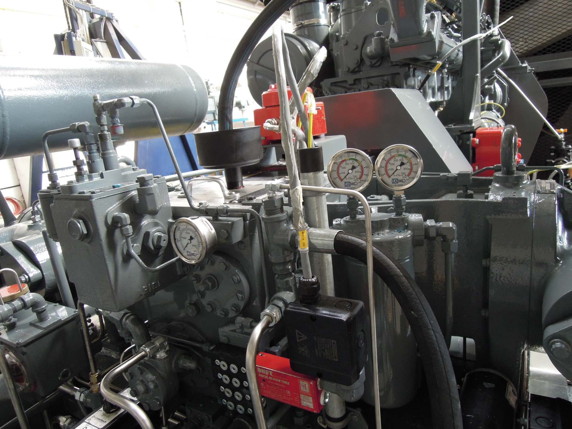 Ariel JGQ2 and Caterpillar 3406 engine – Euro Gas Systems