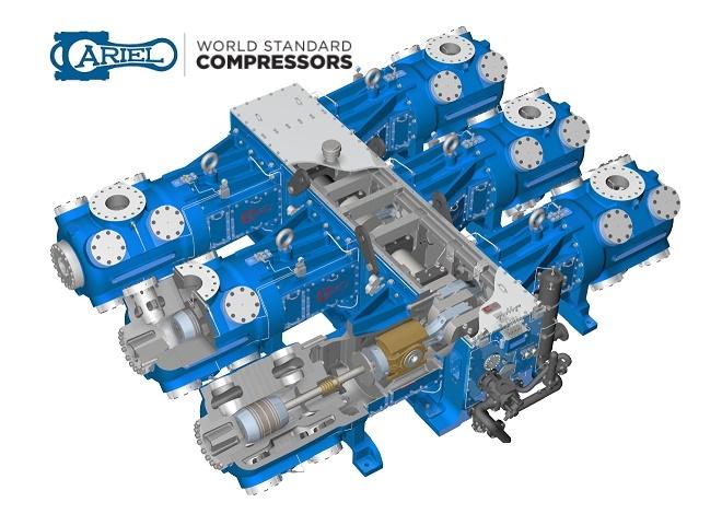 Ariel Compressors Distributorship Euro Gas Systems